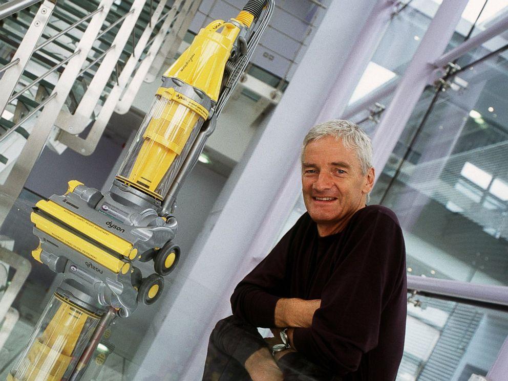 James Dyson อัจฉริยะนักประดิษฐ์ ผู้ที่ไม่เกรงกลัวกับความล้มเหลว