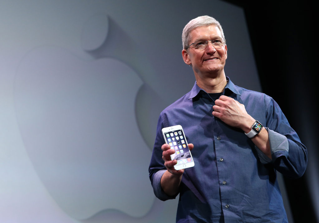 Tim Cook: New iPhone 6 and the Apple Watch