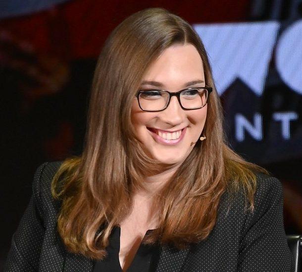 Sarah McBride - วุฒิสมาชิกคนแรก