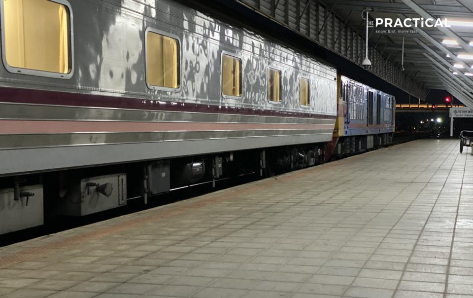 รีวิวนั่งรถไฟชั้น 1 รุ่นใหม่